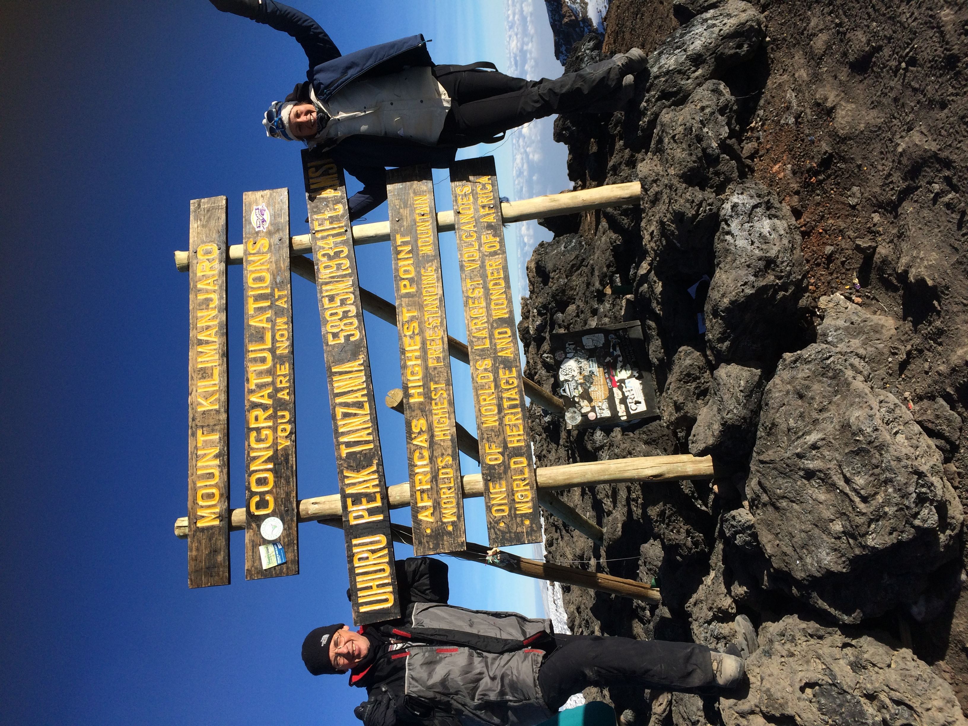 Climb mountain kilimanjaro visit tanzania national parks we booked a 7 day climbing trip with 2 persons just one day before we arrived in tanzania moshi with mem tours and they arranged a perfect week for us fandeluxe Gallery